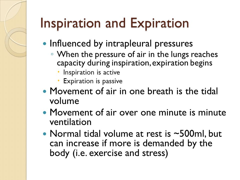 Treatment for ARDS Typically people with ARDS need to be in an intensive care unit (ICU).