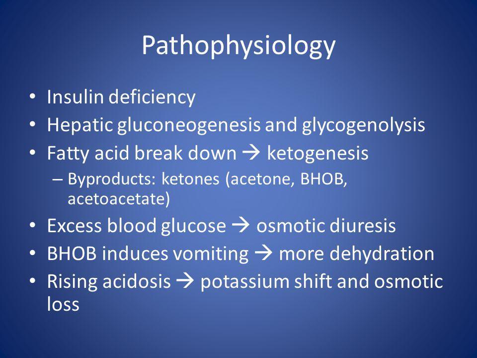 Treatment of DKA ABC's IV, O2, Monitor Fluids Insulin Correction of other electrolytes