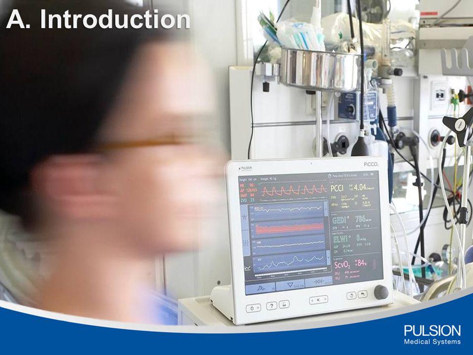 4 User orientated presentation Basic nurse training Basic medical training Intensive care nurse training Intensive care medical training