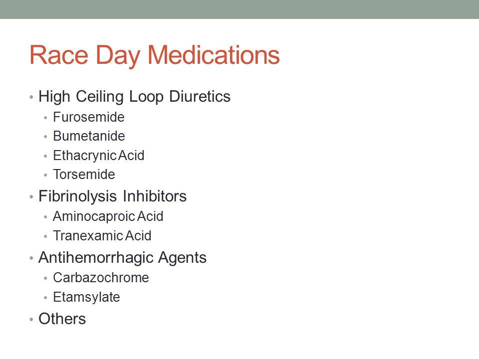 LOOP DIURETICS Furosemide and related diuretics