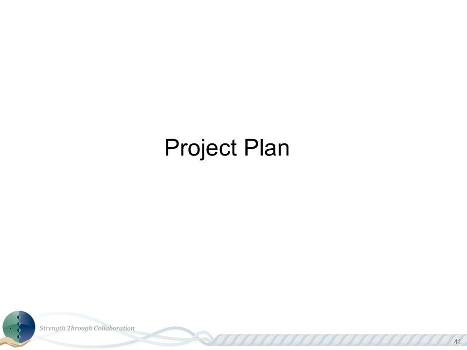 41 Project Plan