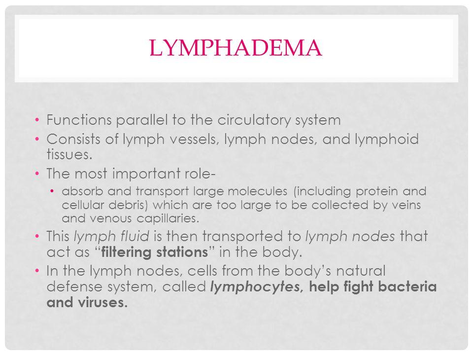 NEGLECTED LYMPHADEMA