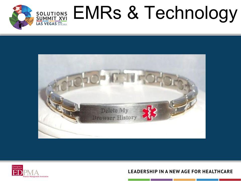 EMRs & Technology
