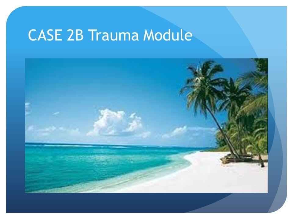 CASE 2B Trauma Module