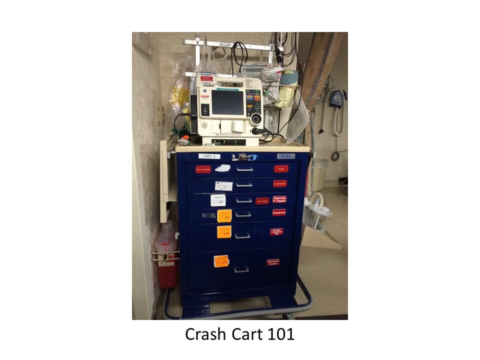 Crash Cart Crash Cart 101