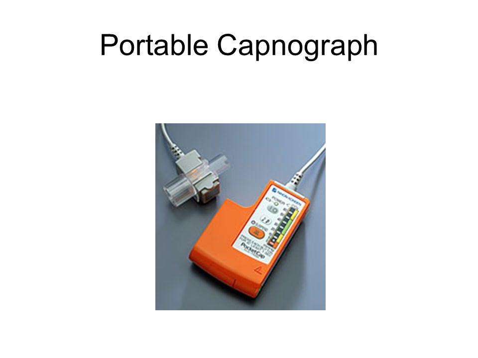 Portable Capnograph