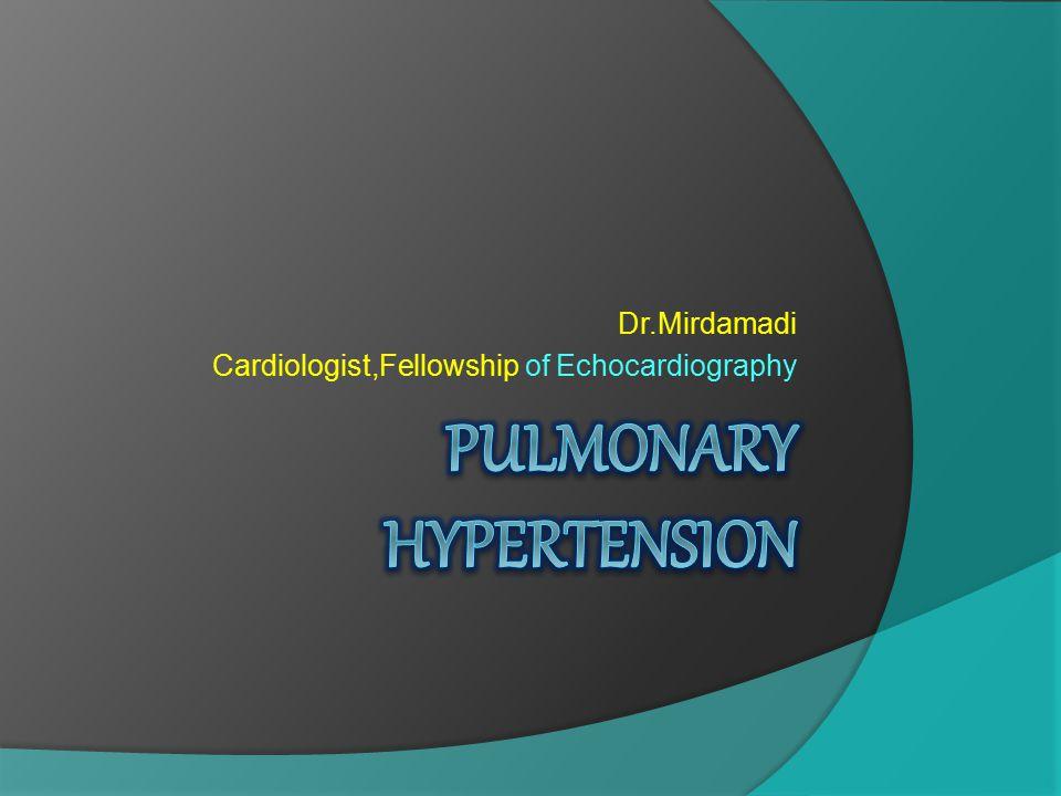 Dr.Mirdamadi Cardiologist,Fellowship of Echocardiography