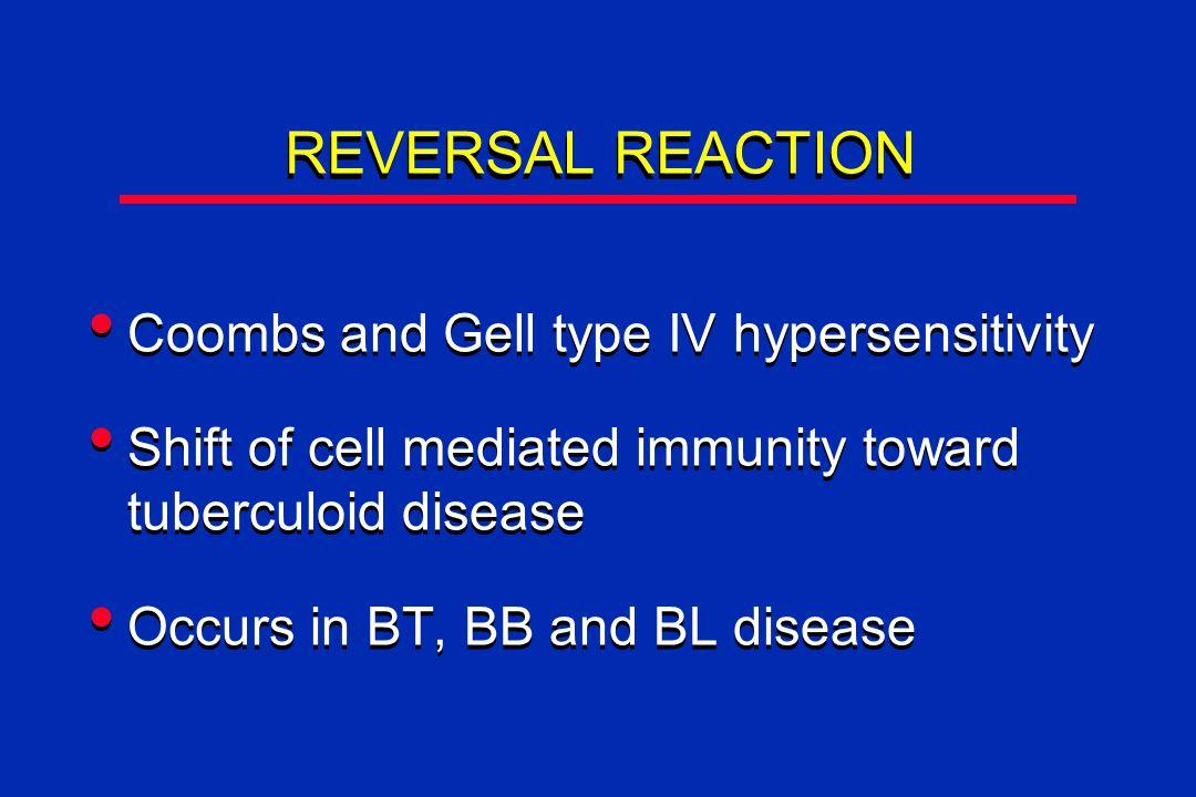 The Hansen's Disease Spectrum LEPROMATOUS MANY BACTERIA ANTIBODY LEVELS HIGH LOW RESISTANCE TO M.