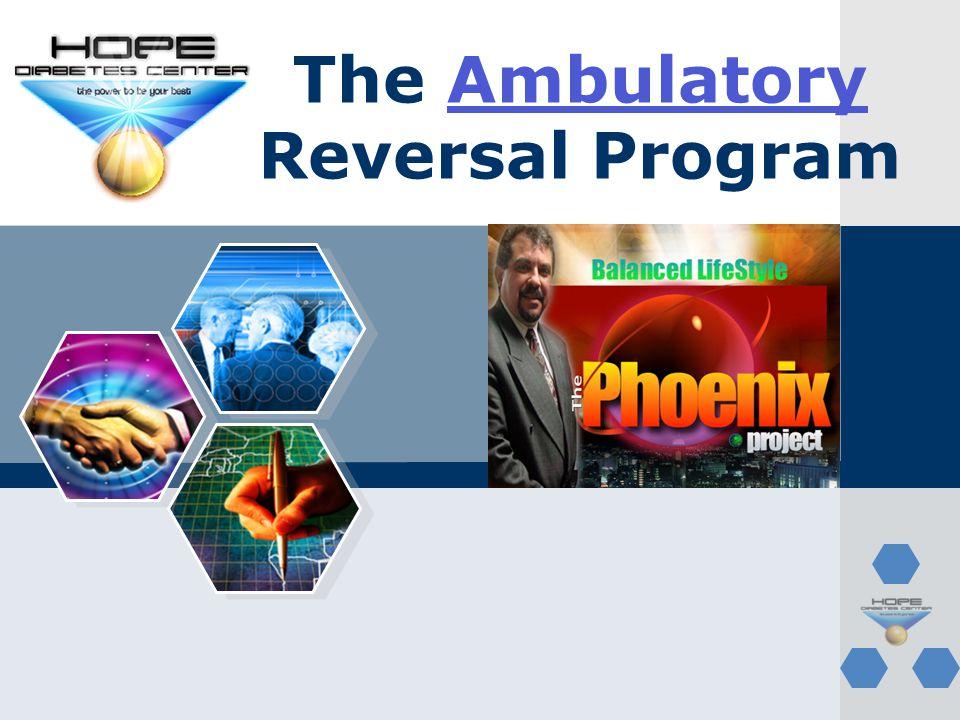 The Ambulatory Reversal ProgramAmbulatory