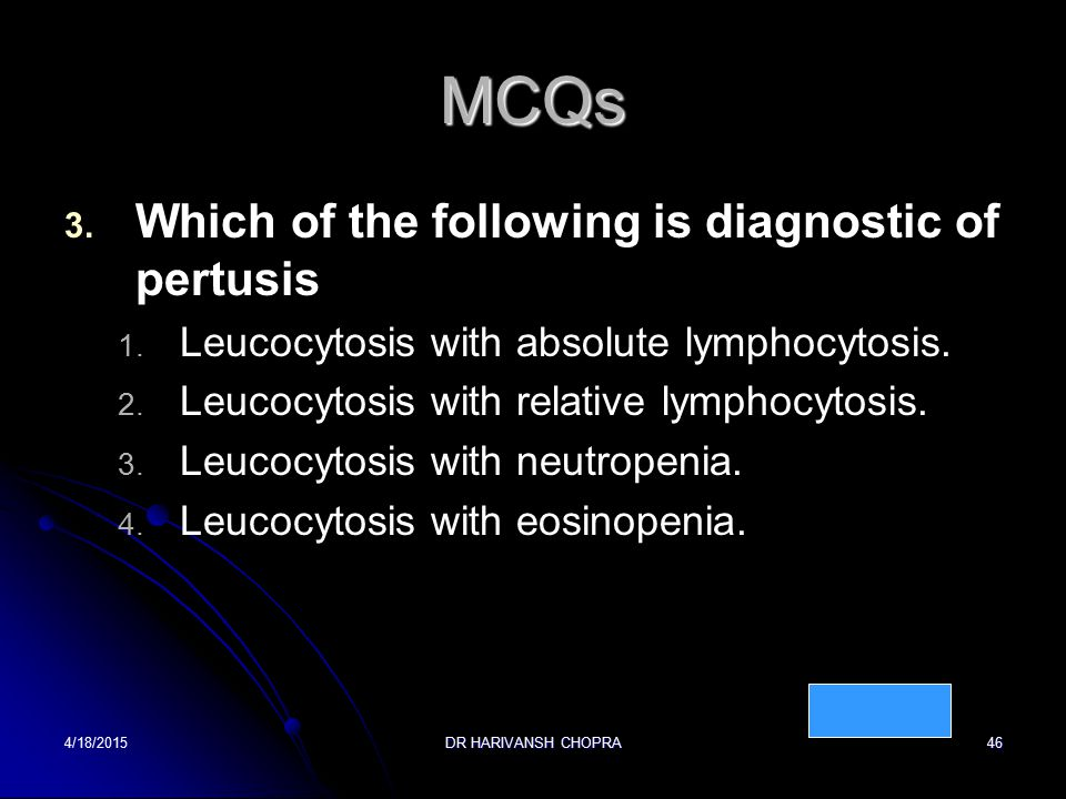 Differential Diagnosis 3.