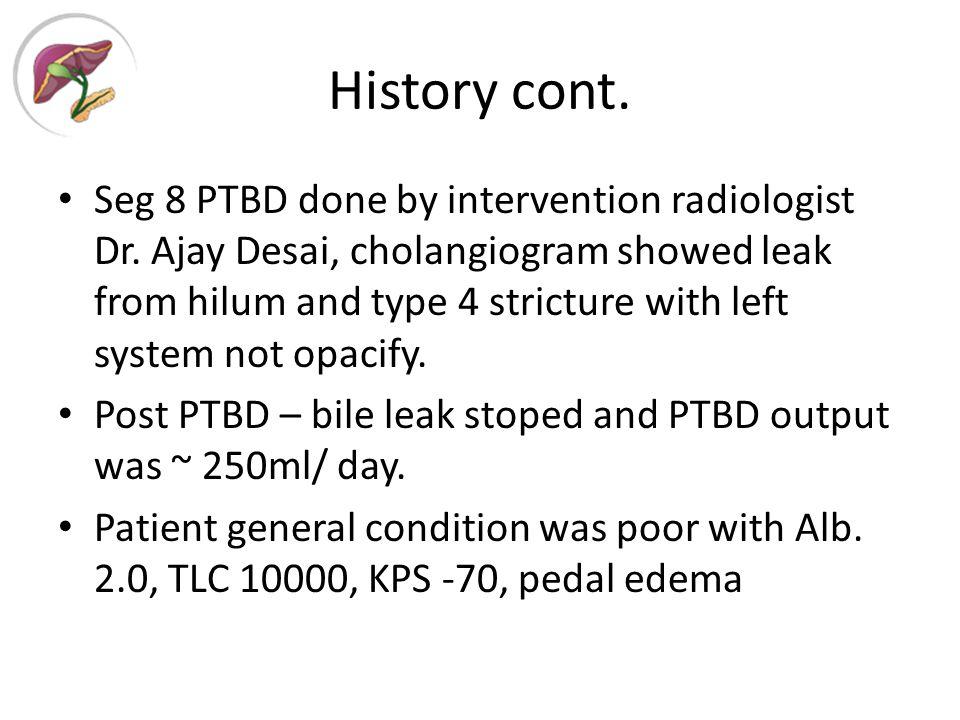 History Cont..