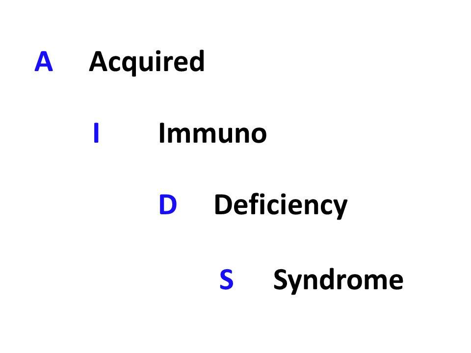 HHuman IImmunodeficiency VVirus