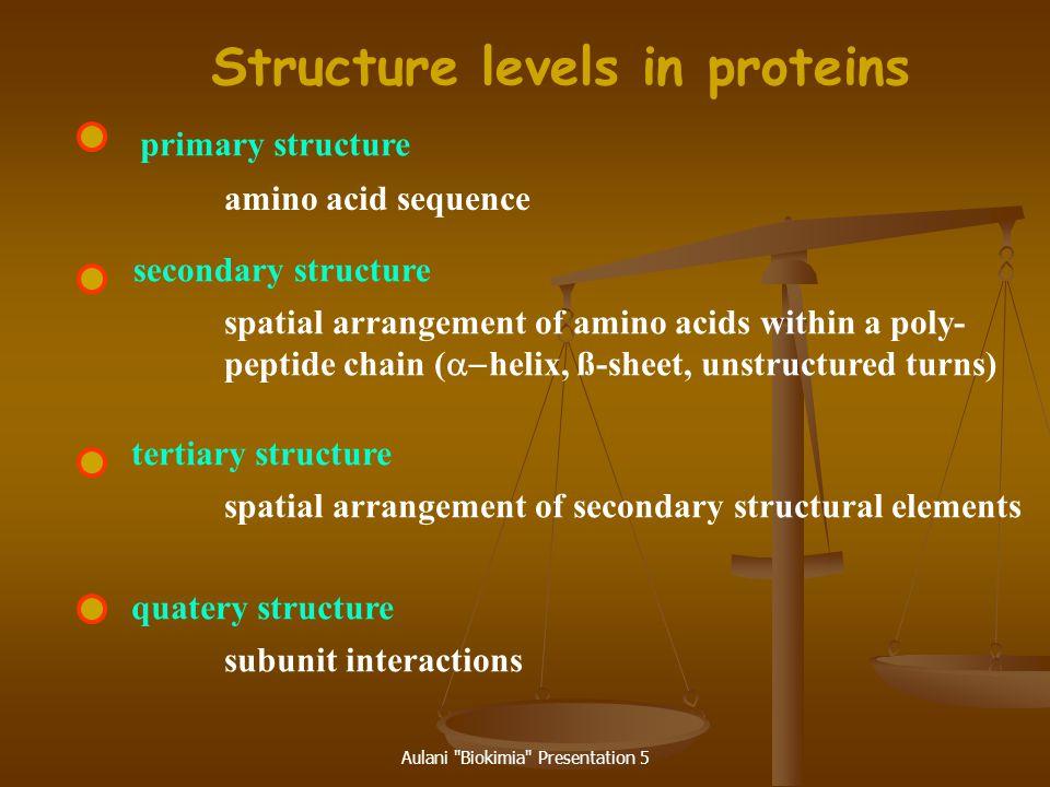 Aulani Biokimia Presentation 5 Classification, cont.