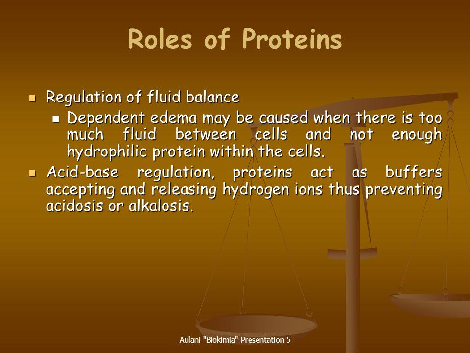 Aulani Biokimia Presentation 5 Hormones Hormones