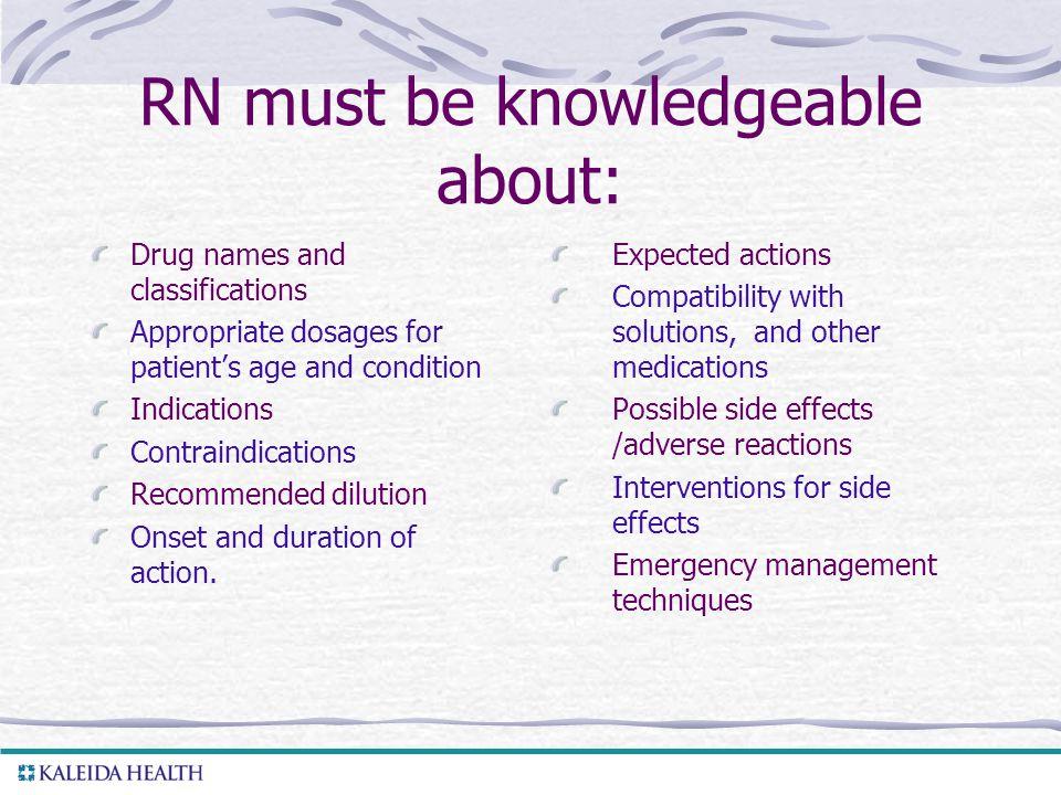 . Classes of Agents Sedatives Opioids ( morphine, Fentanyl ® ): Benzodiazepines (Versed ®, Valium ® ): Reversal Agents Narcan ® Romazicon ®