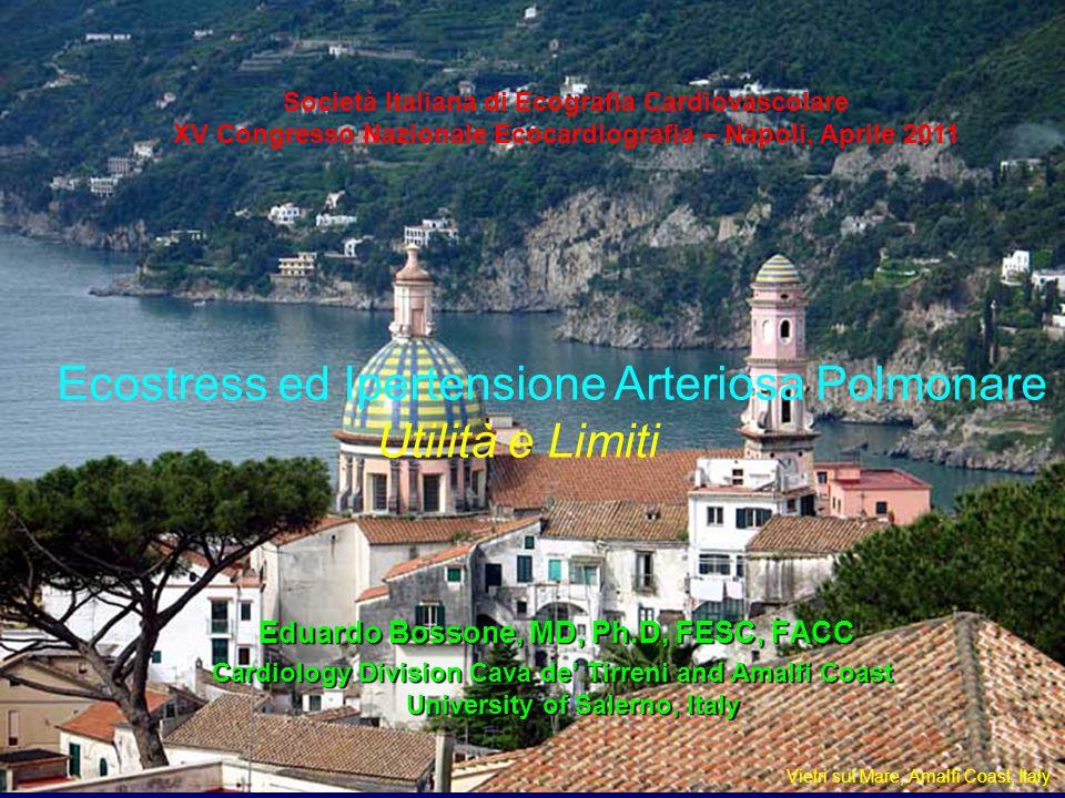 Eduardo Bossone, MD, Ph.D, FESC, FACC Eduardo Bossone, MD, Ph.D, FESC, FACC Cardiology Division Cava de' Tirreni and Amalfi Coast University of Salern