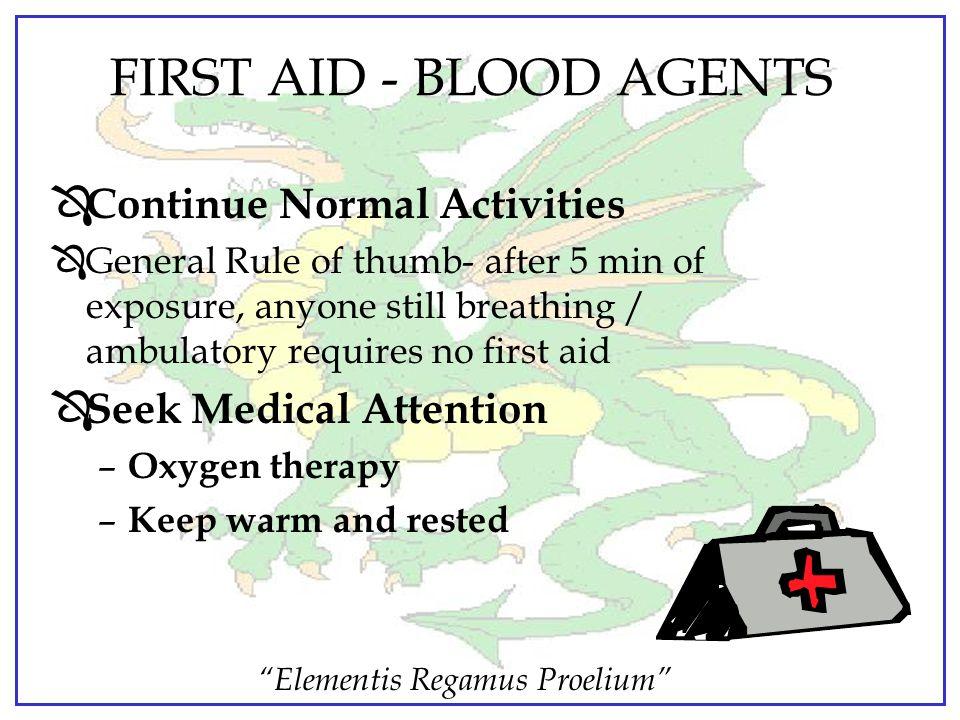 """Elementis Regamus Proelium"" CK SYMPTOMS CK IS CONVERTED BY THE BODY TO AC WITH IRRITATING EFFECTS LIKE CS *Immediate intense irritation (nose/throat)"