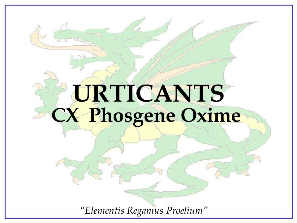 """Elementis Regamus Proelium"" ARSENICALS Ô Primary Hazard: – Eyes & respiratory tract (vapors) – Skin (direct contact) – Digestive system (ingestion) R"