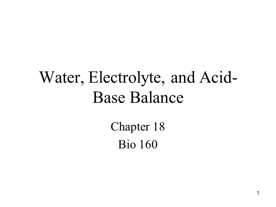 12 Electrolyte Balance Calcium concentration is regulated by parathyroid hormone, which increases the concentrations of calcium and phosphate ions in extracellular fluids and by calcitonin which does basically the reverse.