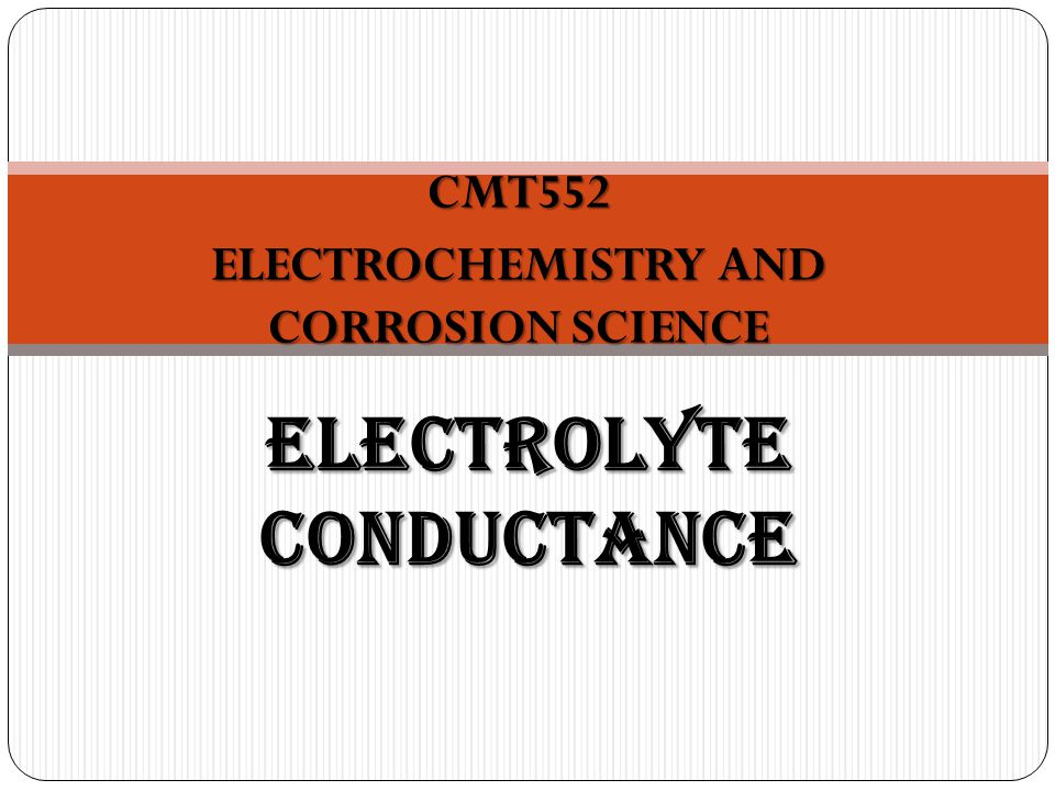 However, for weak electrolyte;  is very small.