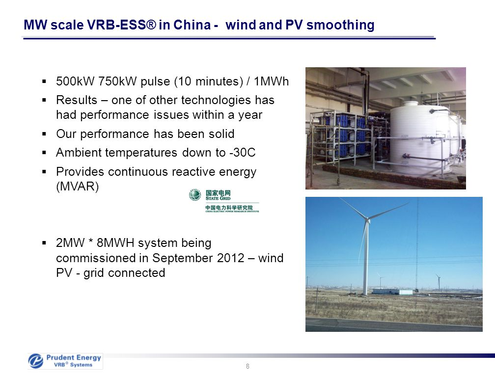 9 Microgrids – island and hybrid systems 400kW x 500kWh diesel, PV and micro-hydro, Hybrid in Indonesia Slovakia – smart grid 600kWh Hawaii – islanded PV China – smart grid wind and PV Korea Smart grid Jeju island