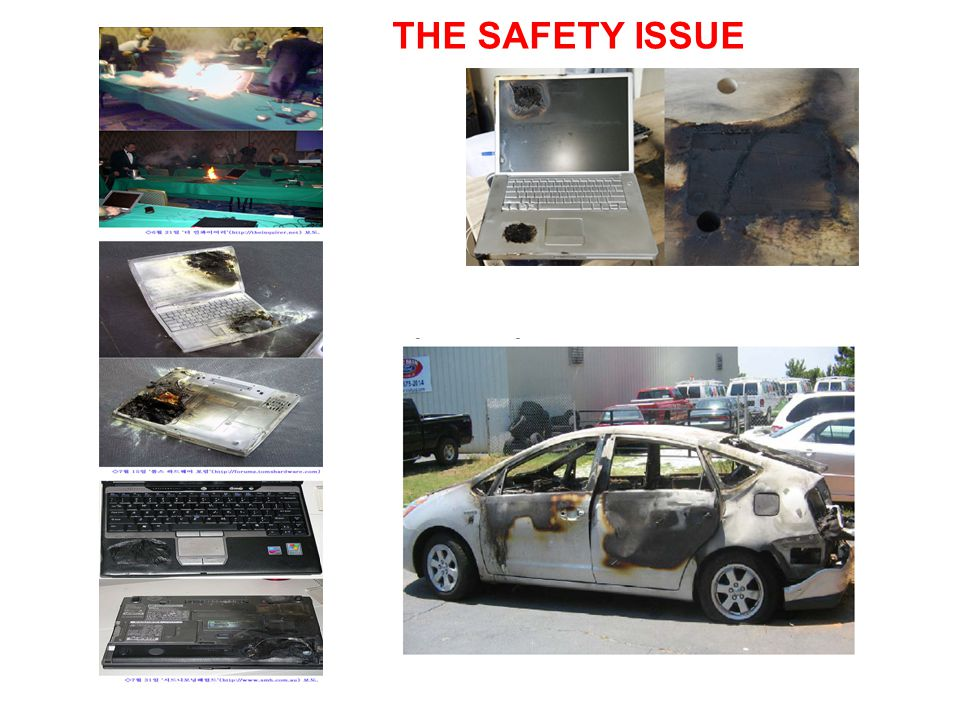 THE SAFETY ISSUE
