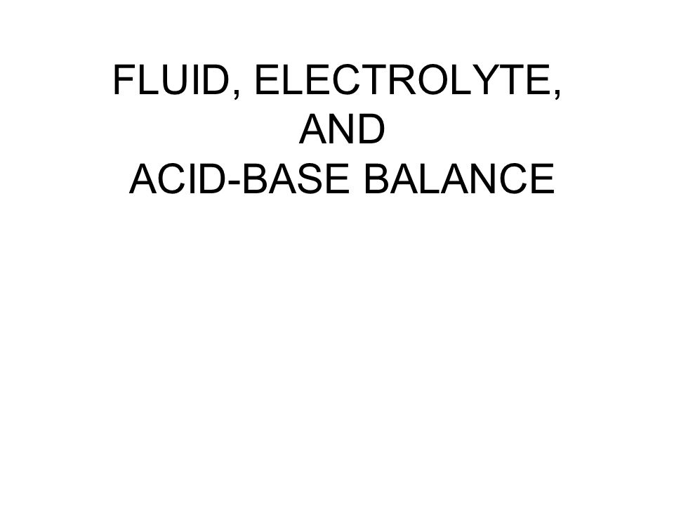 Abnormalities of Acid-Base Balance Respiratory acidosis is characterized by falling blood pH and rising P CO2, which can result from: –Shallow breathing –Some respiratory diseases (pneumonia, cystic fibrosis, or emphysema) Respiratory alkalosis results when carbon dioxide is eliminated from the body faster than it is produced, such as during hyperventilation Metabolic acidosis is characterized by low blood pH and bicarbonate levels, and is due to excessive loss of: –Bicarbonate ions (as might result from persistent diarrhea) –Ingestion of too much alcohol (which is metabolized to acetic acid) Metabolic alkalosis is indicated by rising blood pH and bicarbonate levels, and is the result of: –Vomiting (loss of acid contents of the blood) – Excessive base intake (antacids) –Constipation: more than the usual amount of HCO 3 - is reabsorbed by the colon