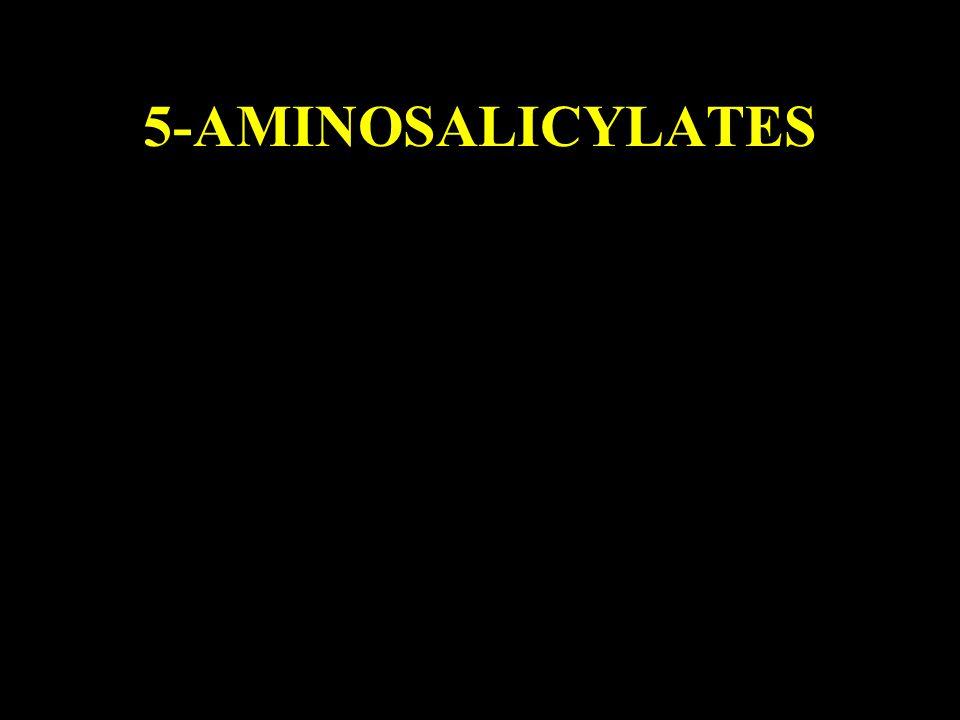 5-AMINOSALICYLATES