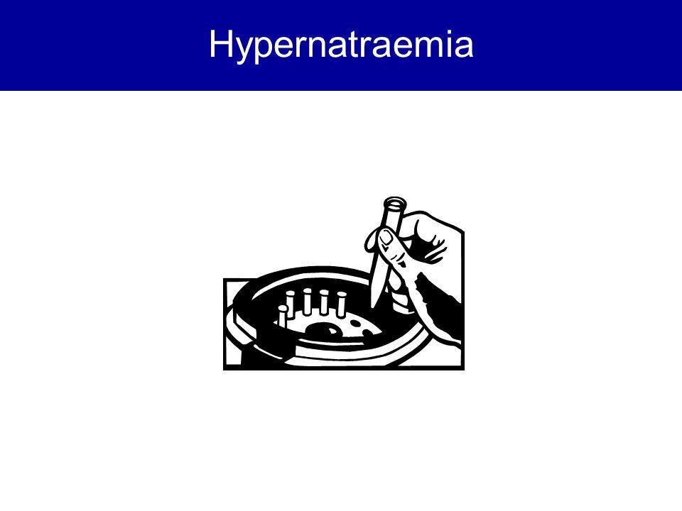 Hypernatraemia