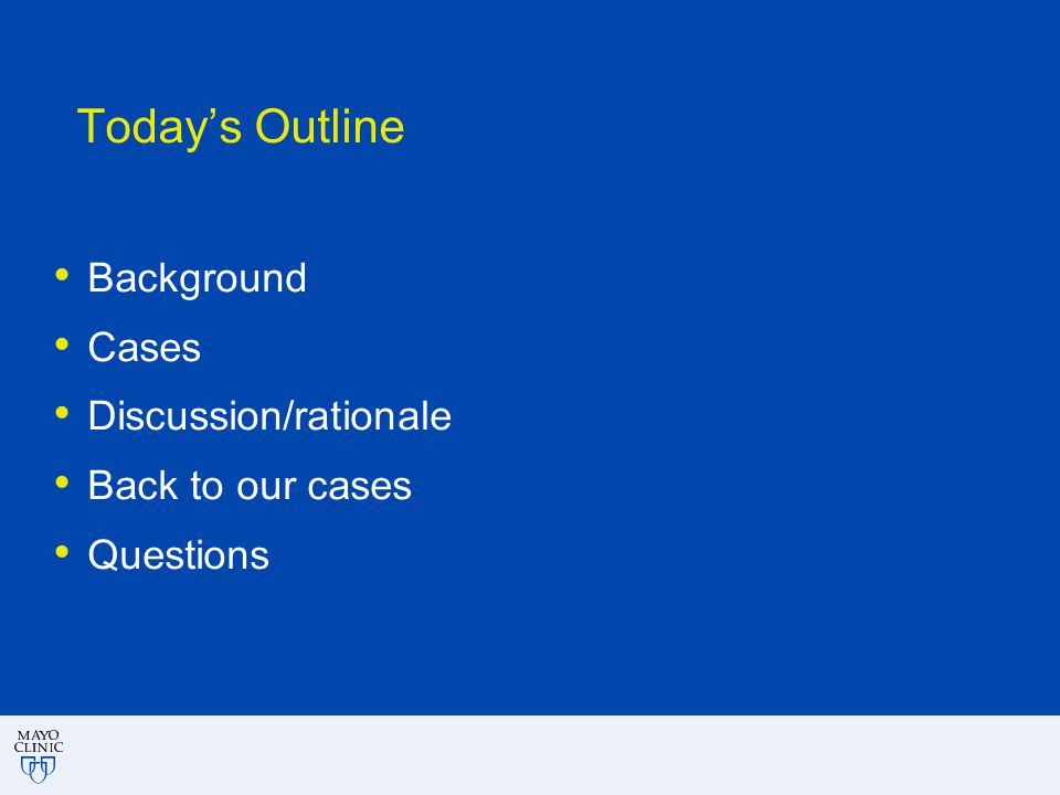 Case 3 You are asked to see a 58 year old male for a preoperative medical evaluation.