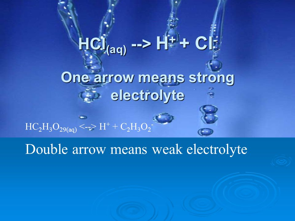 4.2 Precipitation Reactions  Precipitation Reaction = Reactions that result in the formation of an insoluble product.