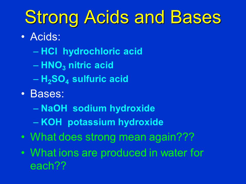 2 HNO 3 + Ca(OH) 2  2 H 2 O + Ca(NO 3 ) 2 _________is the Arrhenius acid, and __________ is the Arrhenius base HNO 3 Ca(OH) 2
