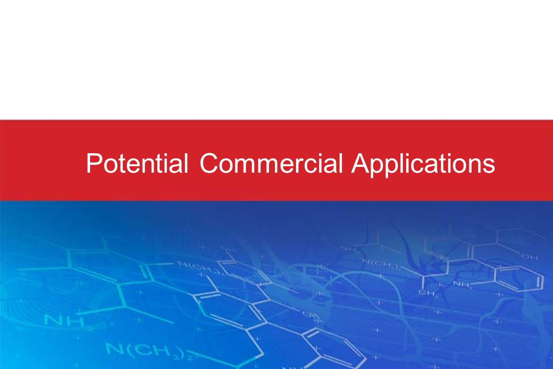 Potential Commercial Applications