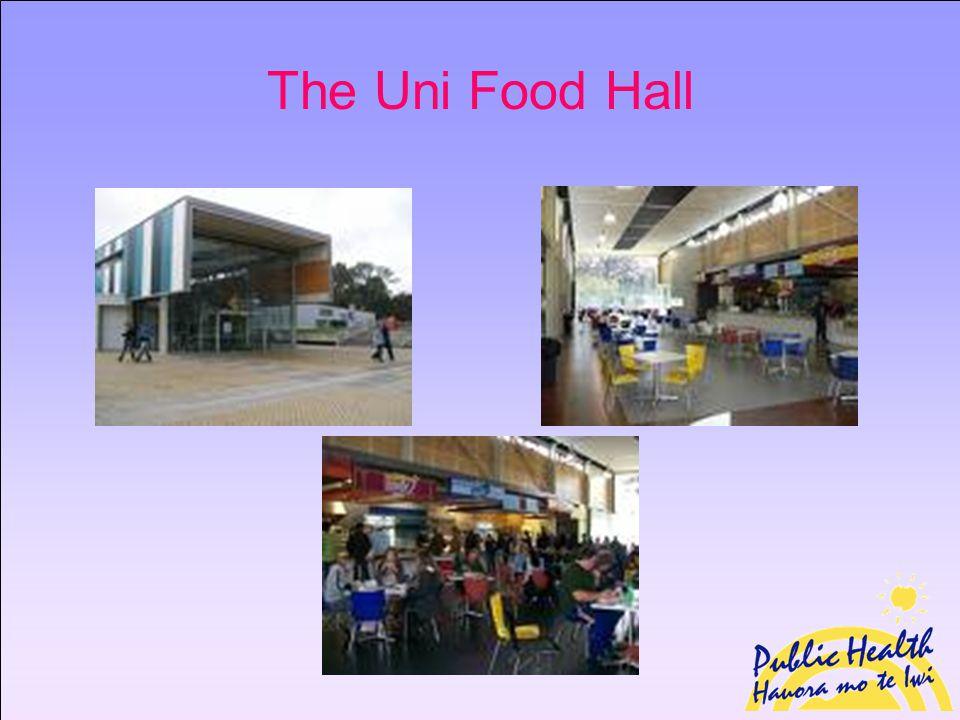The Uni Food Hall