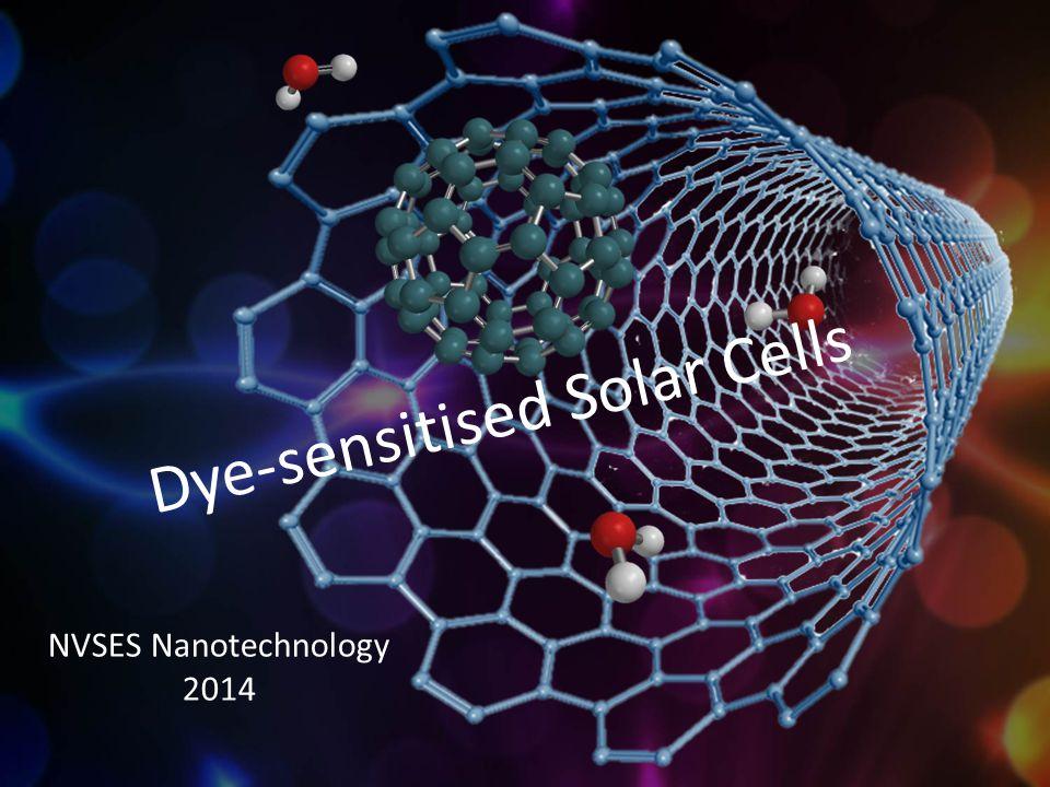 Dye-sensitised Solar Cells NVSES Nanotechnology 2014