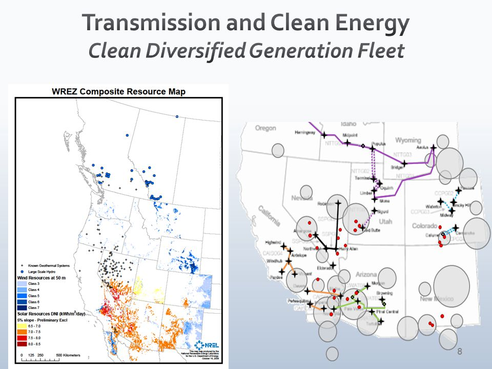 Generation Opportunities/Options Transformational Technologies for Central Generation in Wind, Solar, Storage Central and Distributed Generation- balanced approach Reuse of Vehicle batteries for Community Energy Storage Hybrid Energy Systems – going beyond Combined Heat and Power