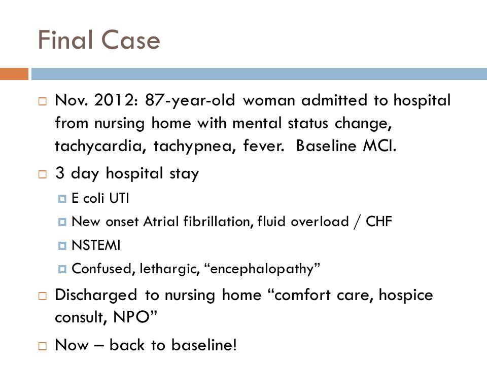 Final Case  Nov.