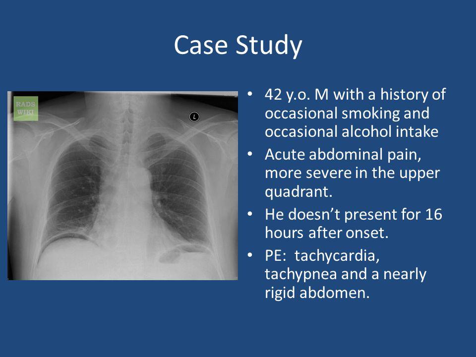 Case Study 42 y.o.