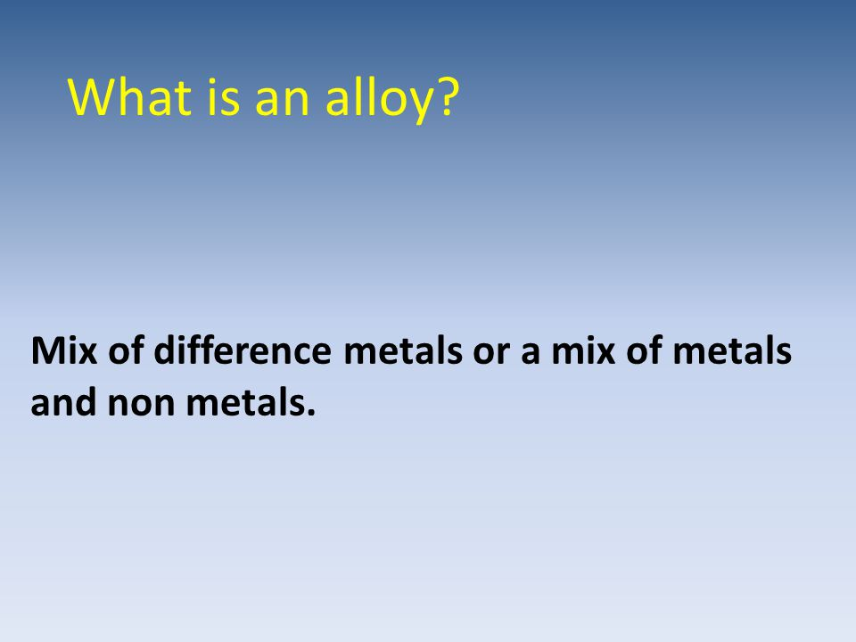 What type of reaction takes place when a metal corrodes? Oxidation