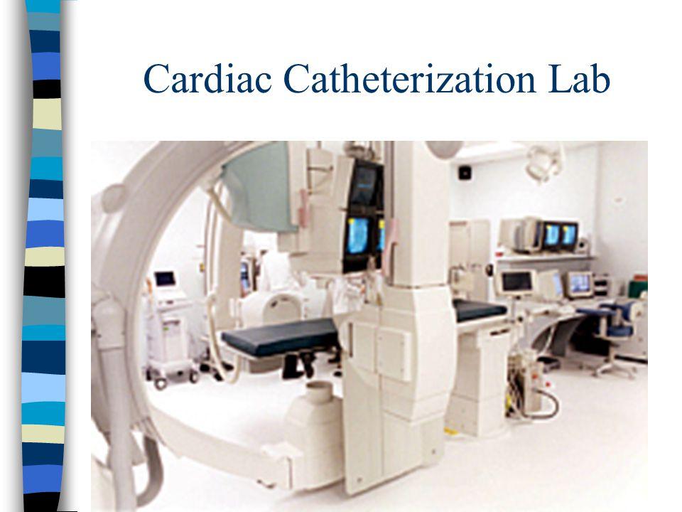 Cardiac Catheterization Lab
