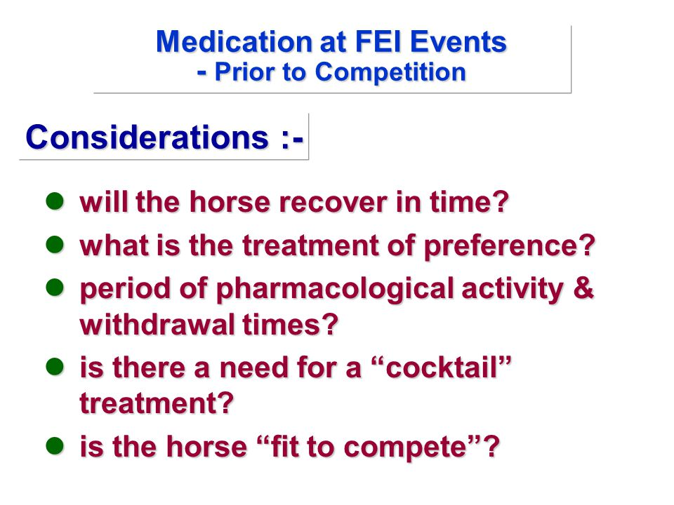 will the horse recover in time? will the horse recover in time? what is the treatment of preference? what is the treatment of preference? period of ph