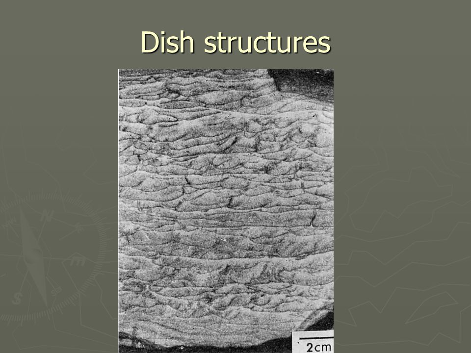 Dish structures