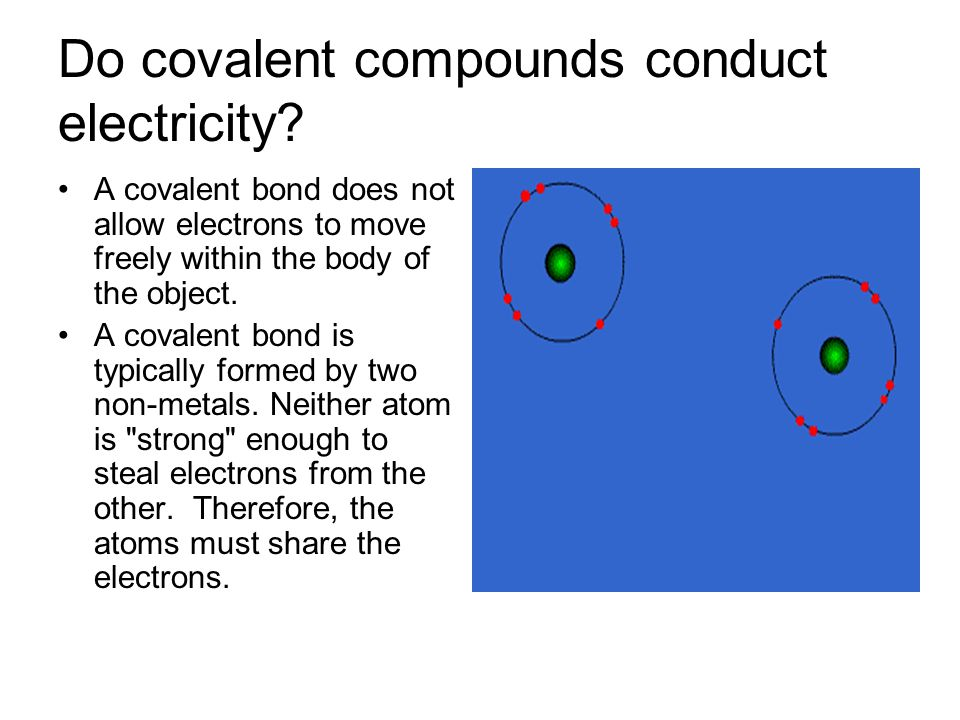 How does electricity flow in metal.In metals, free electrons carry the current.