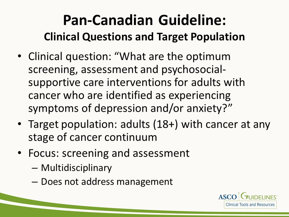 Final Recommendations: Treatment and Care Options for Depressive Symptoms These guidelines make no recommendations about specific antidepressant pharmacological regimens being better than another.