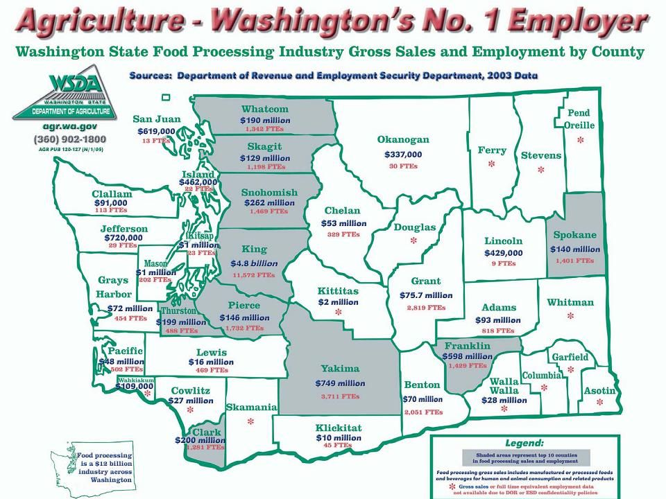 Source: 2004 Pesticide Incident Reporting and Tracking (PIRT) Annual Report 67% Washington State Pesticide Events - 2003
