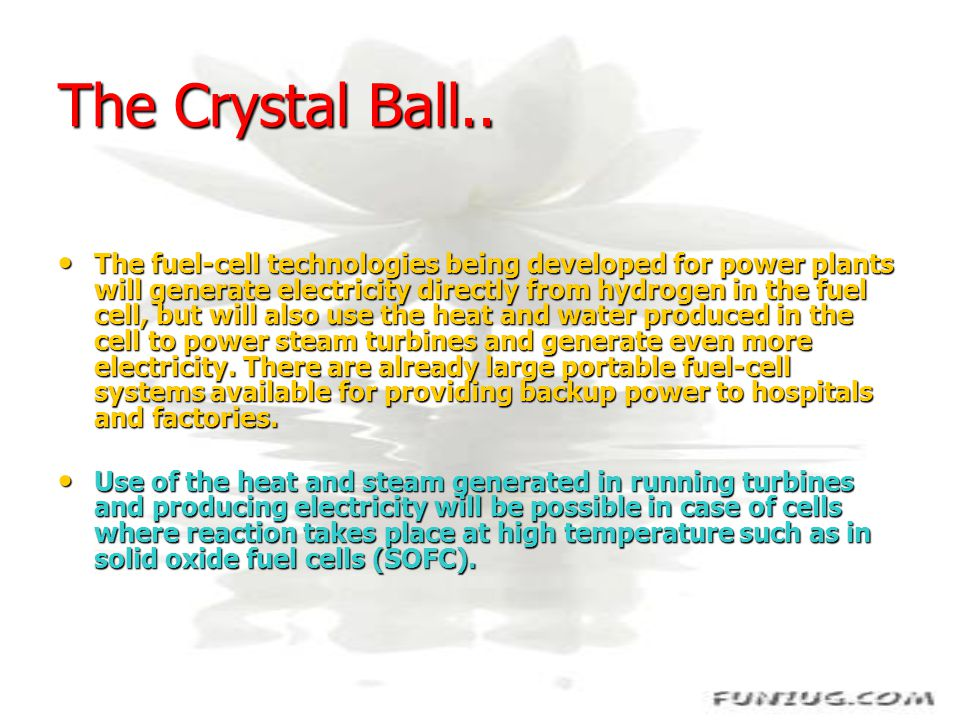 The Crystal Ball..