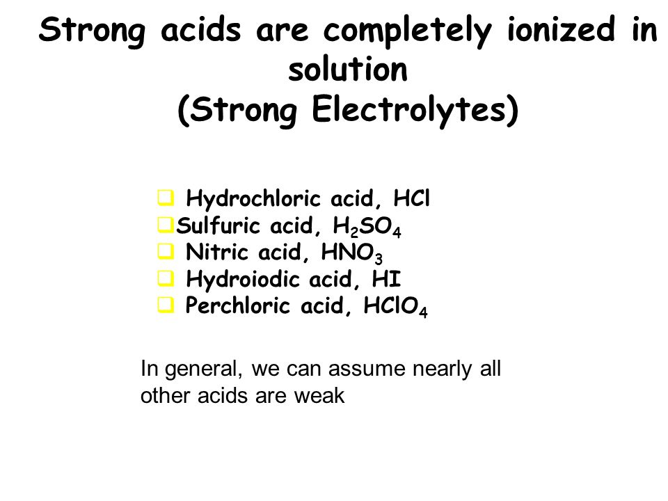 Again, b/c water is polar…and also b/c covalent acids are also polar! For instance, hydrogen chloride molecules, which are polar, give up their hydrog