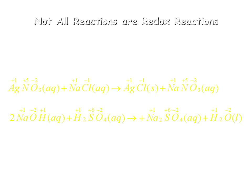 Redox Reaction Prediction #2 Important ReducersFormed in reaction Halide Ions Free Metals Metalous Ions Nitrite Ions Sulfite Ions Free Halogens (dil,