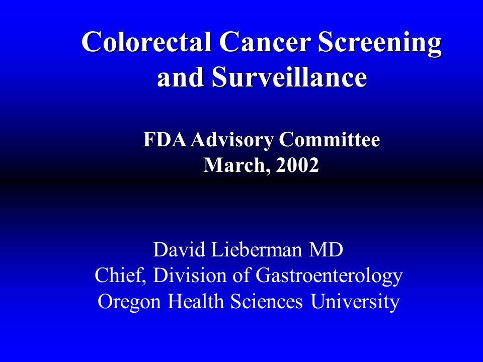 Preventing Cancer Normal Colon AdvancedAdenoma
