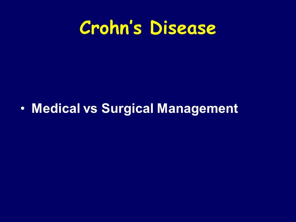 Medical vs Surgical Management